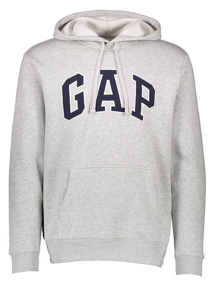 GAP Bluza w kolorze szarym
