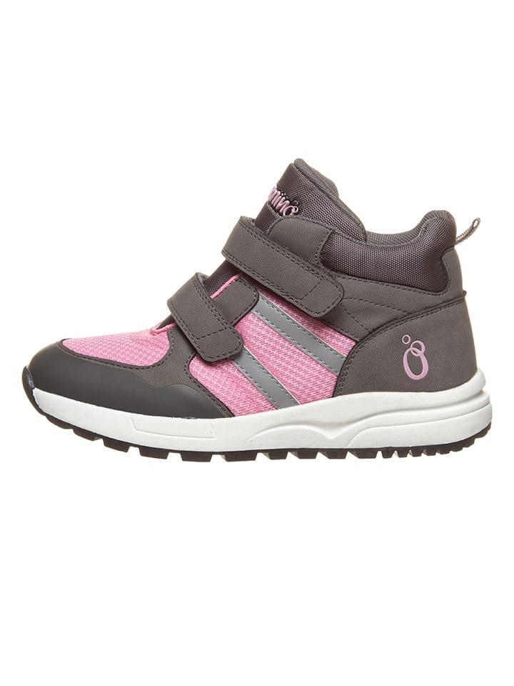 Lamino Sneakers in Grau/ Rosa