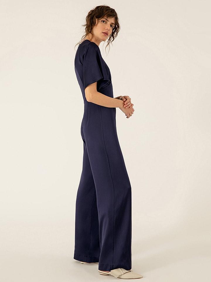 IVY & OAK Jumpsuit donkerblauw