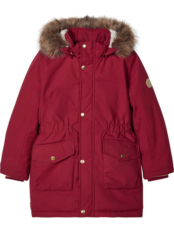 "Name it Parka ""Mibis"" in Bordeaux"