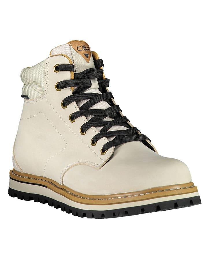 """CMP Leder-Boots """"Dorado"""" in Weiß"""