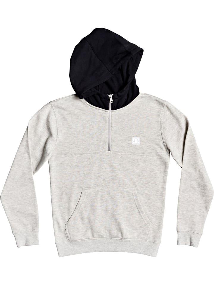 """DC Sweatshirt """"Rebel"""" in Grau"""