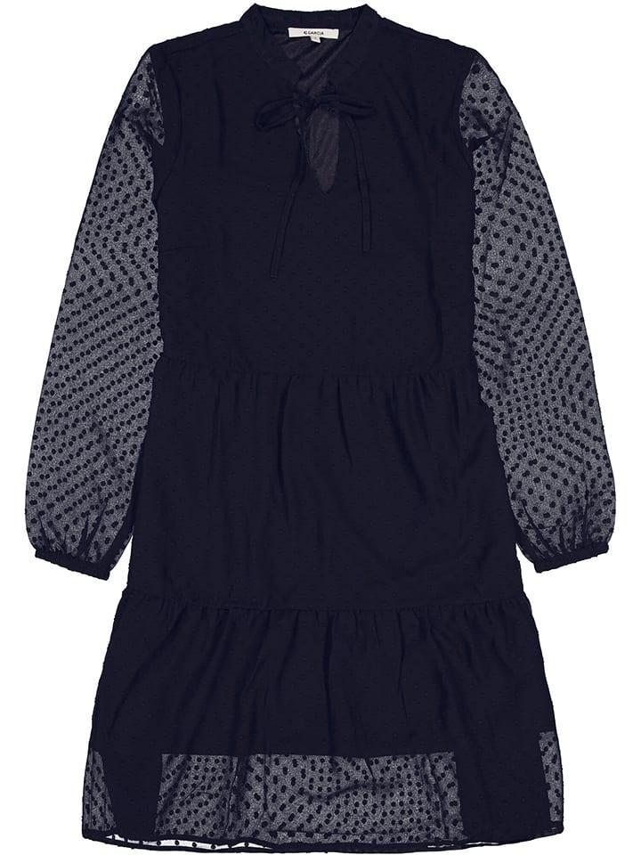 Garcia Sukienka w kolorze czarnym