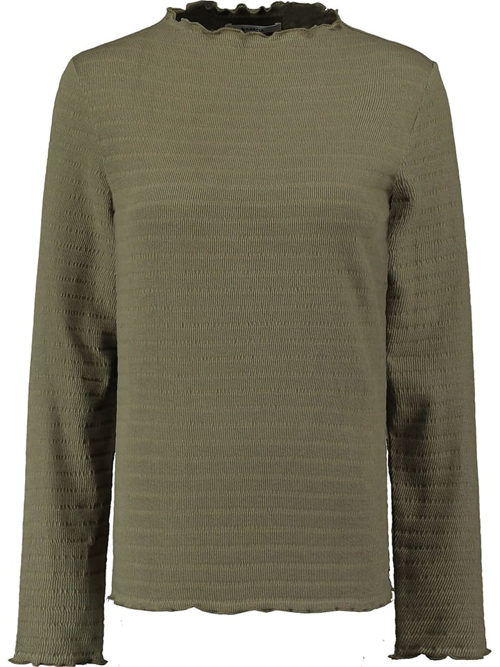 Garcia Sweter w kolorze khaki