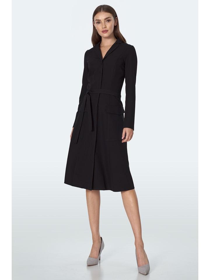 Nife Sukienka w kolorze czarnym