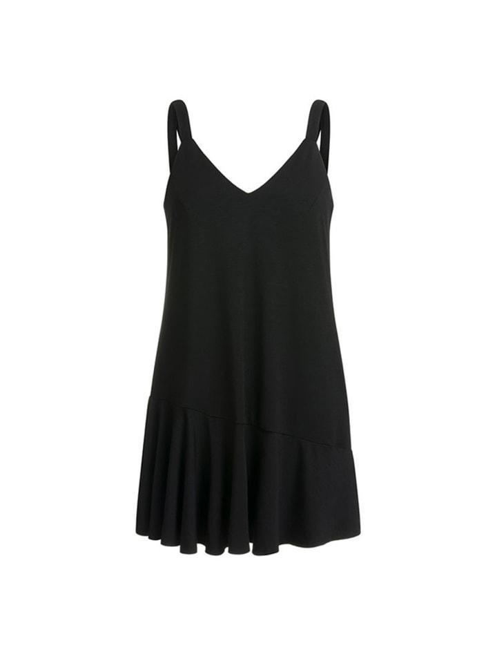 """Risk made in warsaw Sukienka """"Less Is More"""" w kolorze czarnym"""