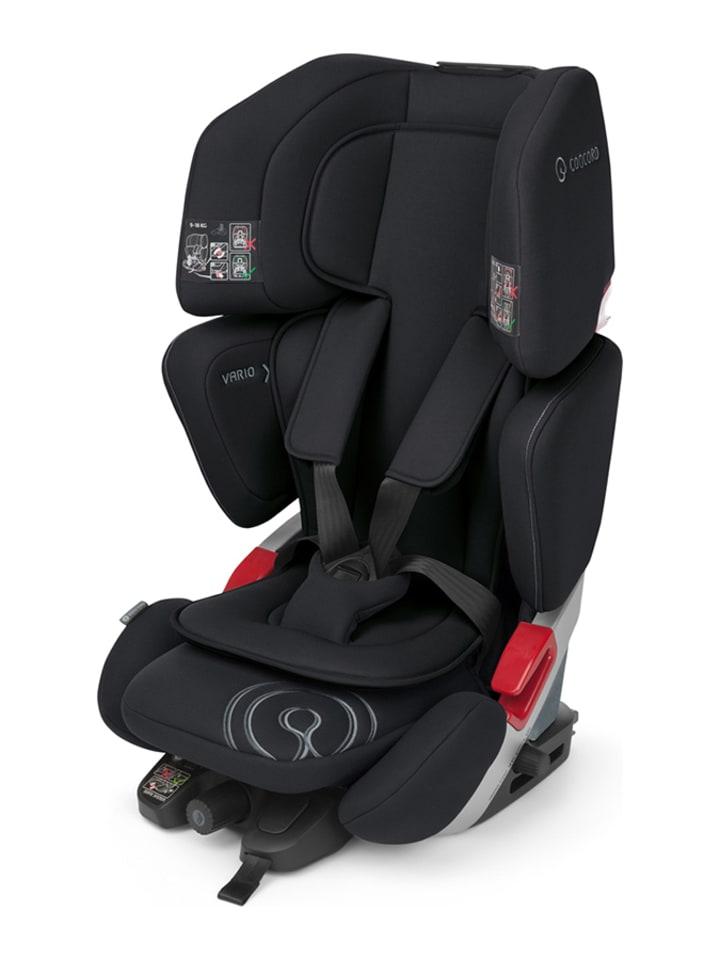 Schwarzer Concord Autositz für Kinder