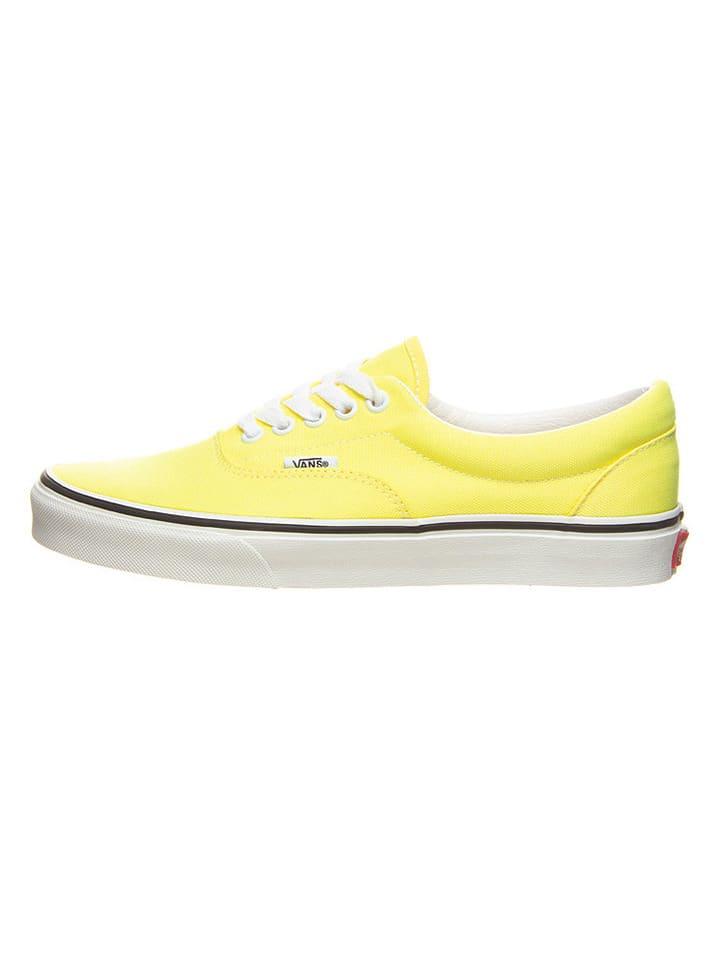 """Vans Sneakers """"Era"""" geel"""