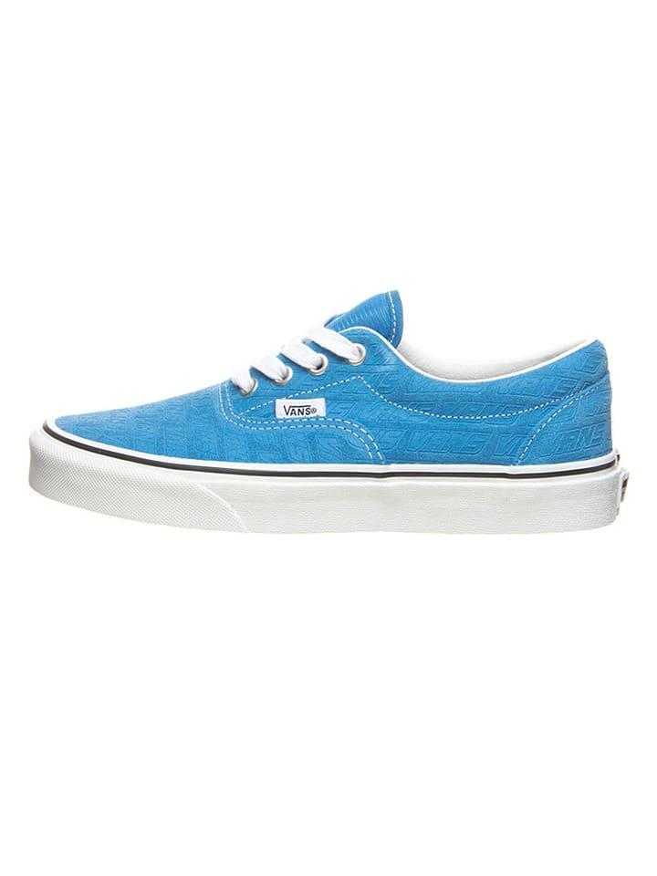 """Vans Leren sneakers """"Era"""" blauw"""