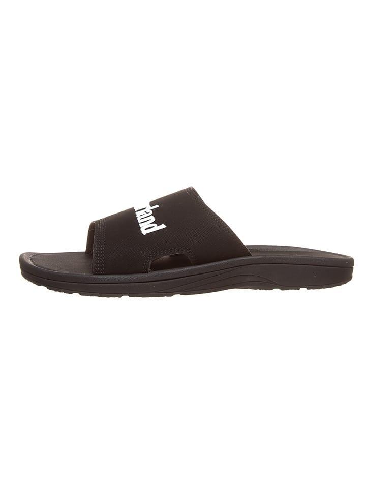 """Timberland Klapki """"Sandal"""" w kolorze czarnym"""