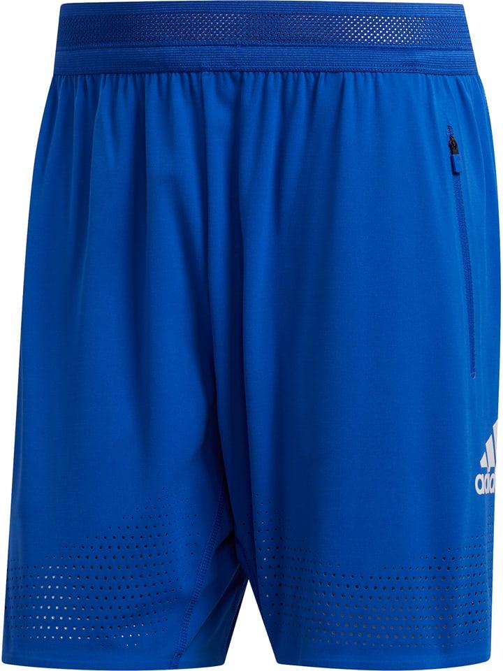 """Adidas Trainingsshort """"Heath Ready"""" blauw"""