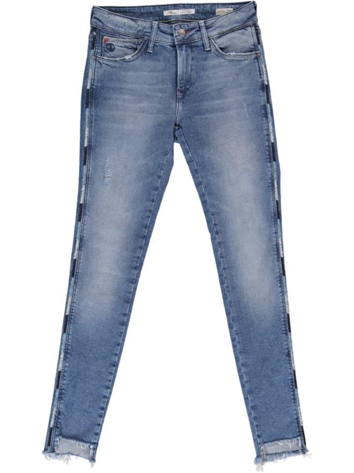 """MAVI Dżinsy """"Adriana"""" - Skinny fit - w kolorze niebieskim"""