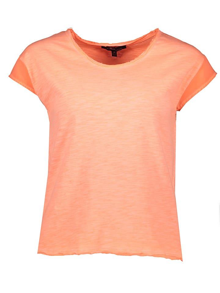 MAVI Shirt oranje