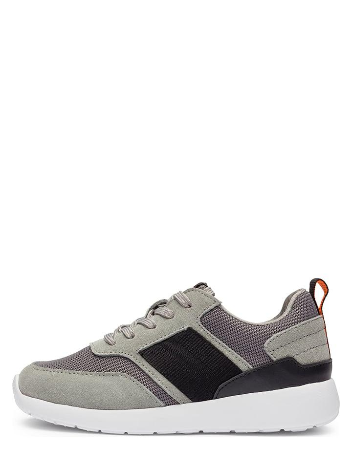 Hackett London Sneakers grijs