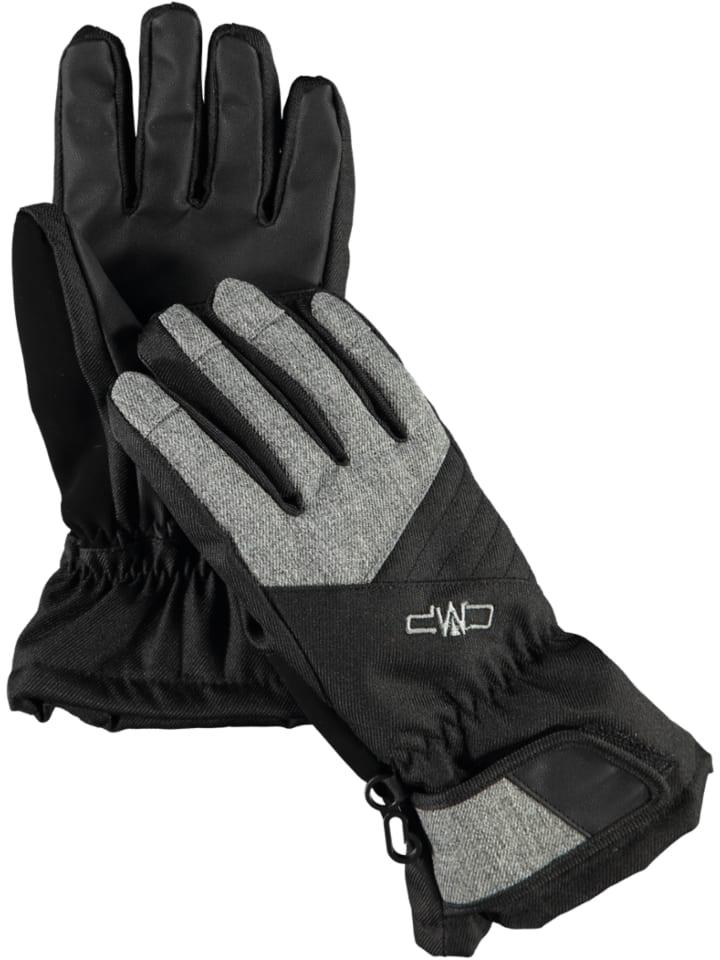 CMP Rękawiczki w kolorze czarnym