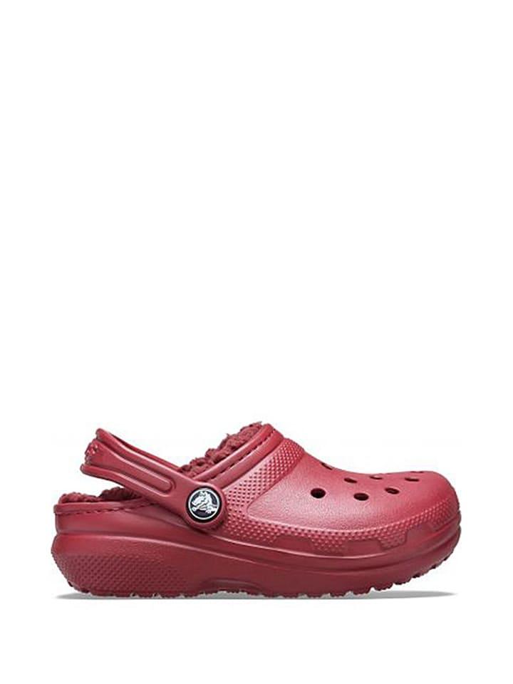 """Crocs Crocs """"Classic Lined"""" bordeaux"""