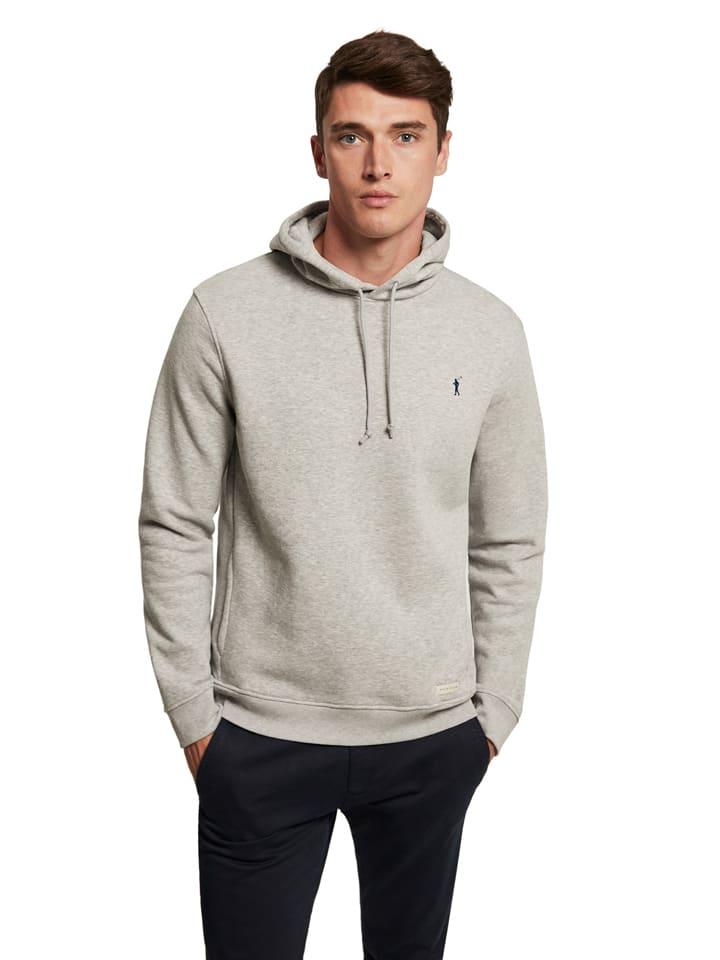 Polo Club Sweatshirt lichtgrijs