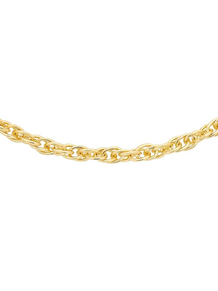 Golden Moments Złoty naszyjnik - (D)41 cm