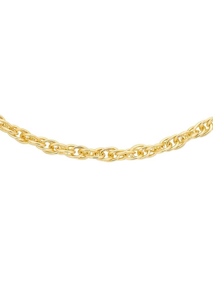 Golden Moments Złoty naszyjnik - (D)51 cm