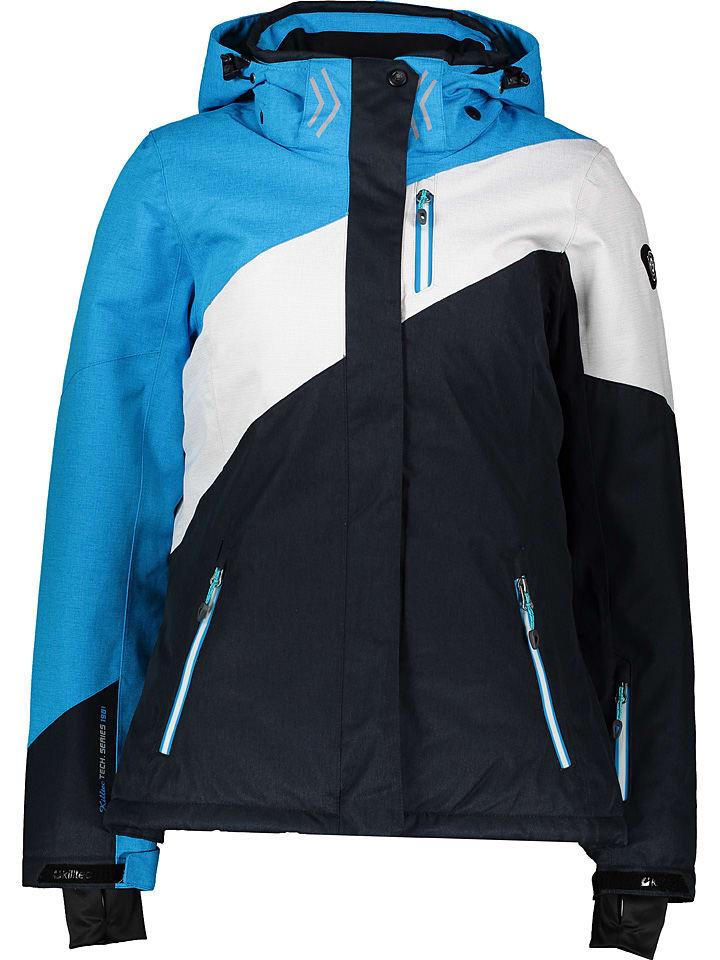 "Killtec Ski-/ Snowboardjacke ""Wenzana Li"" in Blau"