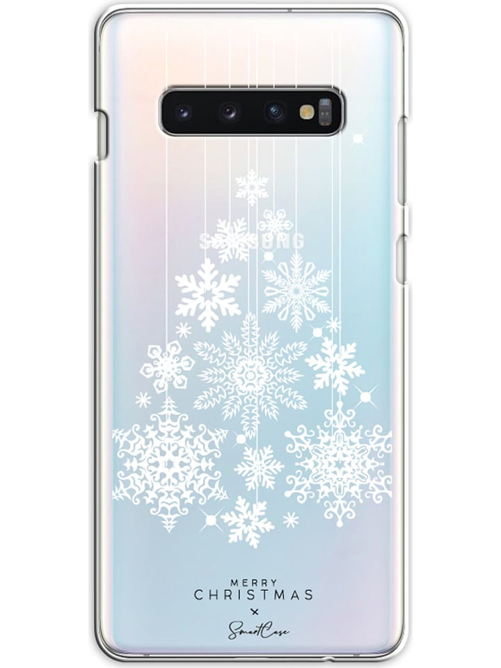 SmartCase Case für Samsung Galaxy S10 in Weiß