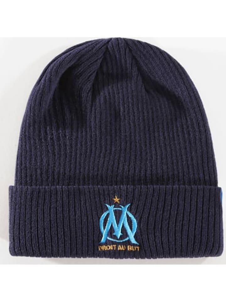 """Puma Beanie """"Olympique Marseille"""" donkerblauw"""