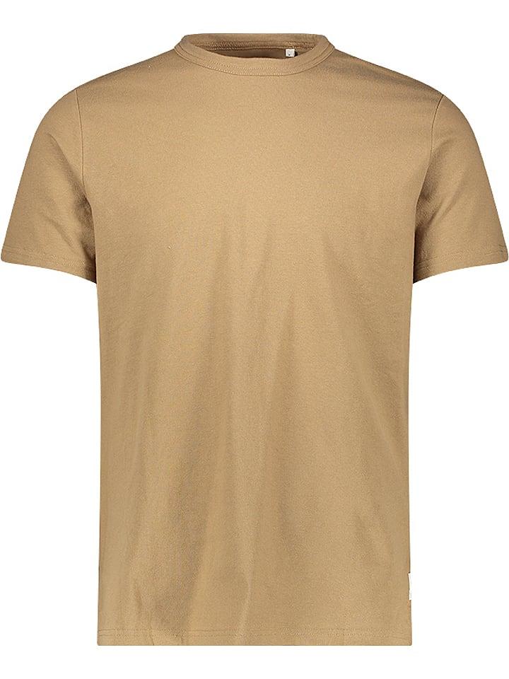 Marc O'Polo Koszulka w kolorze jasnobrązowym