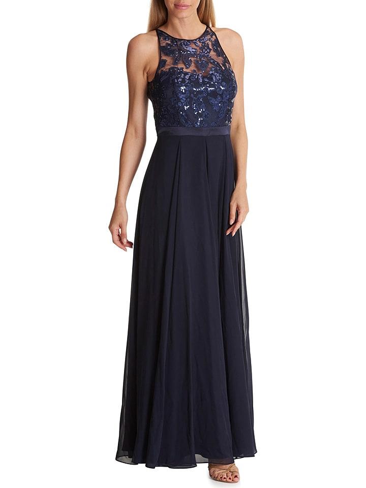 Vera Mont Kleid in Dunkelblau günstig kaufen | limango
