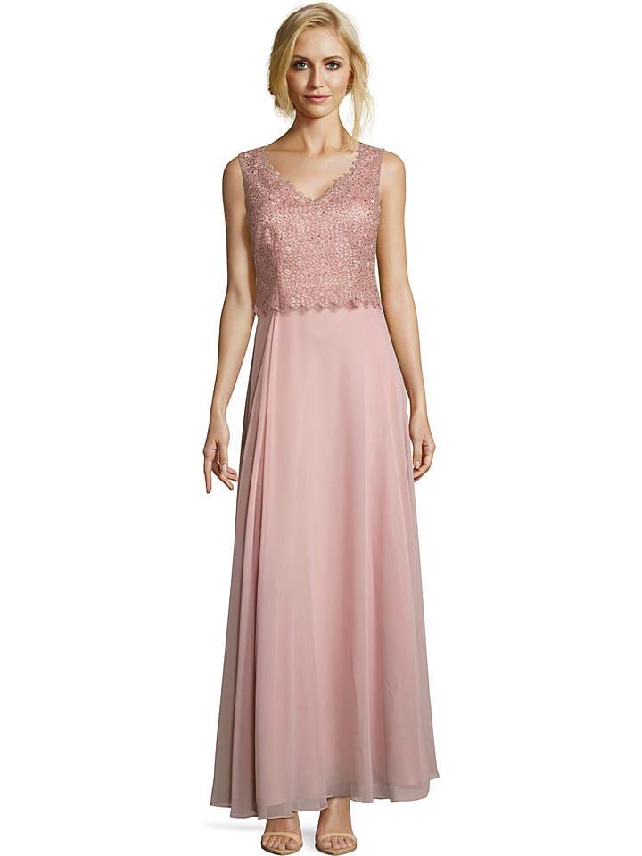 Kleid in Rosa
