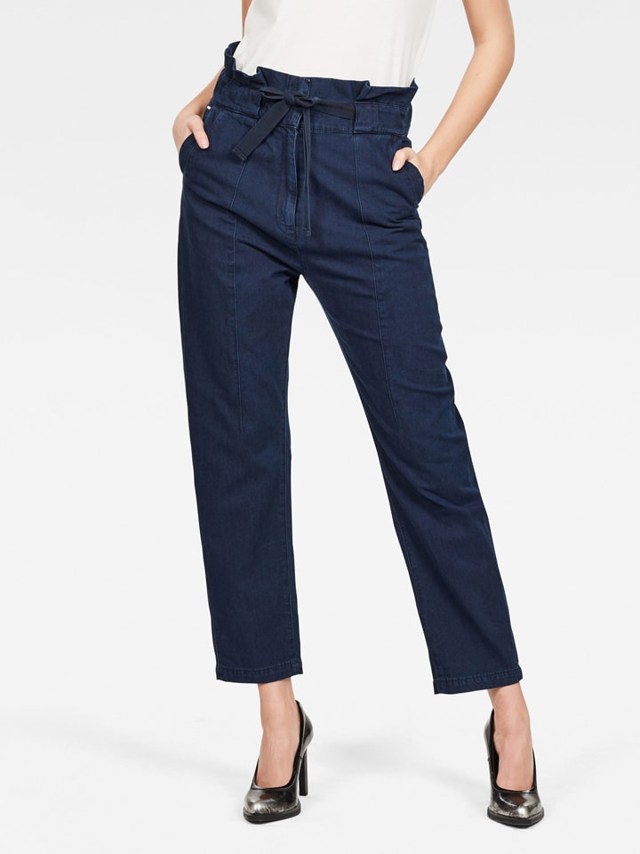 "G-Star Jeans ""Paperbag"" - Regular fit - in Dunkelblau"
