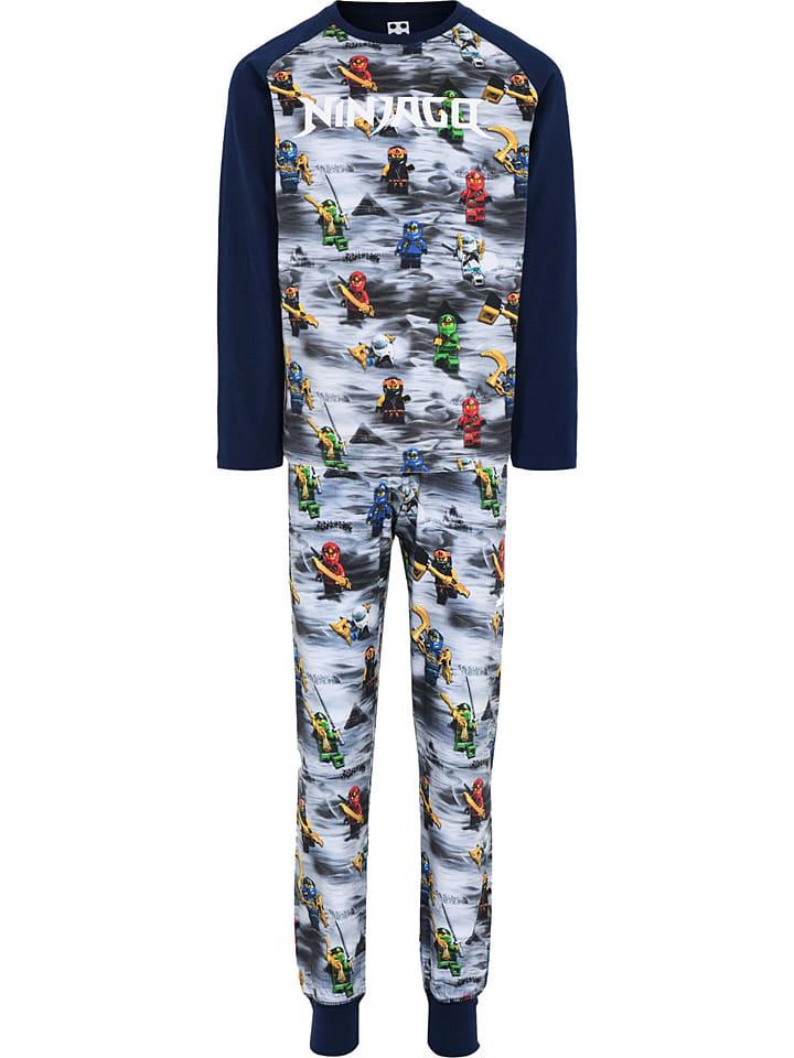"""Legowear Pyjama """"M-22796"""" donkerblauw"""