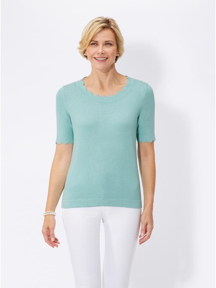 WITT WEIDEN Shirt turquoise