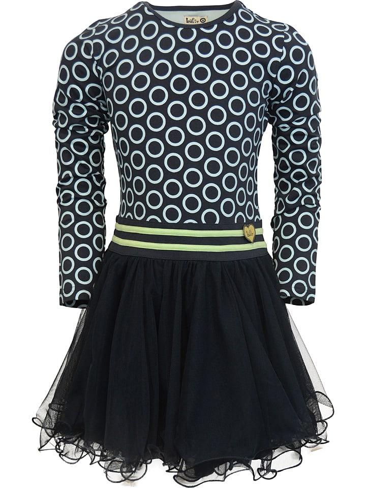Lofff Kleid in Dunkelblau/ Hellblau günstig kaufen   limango