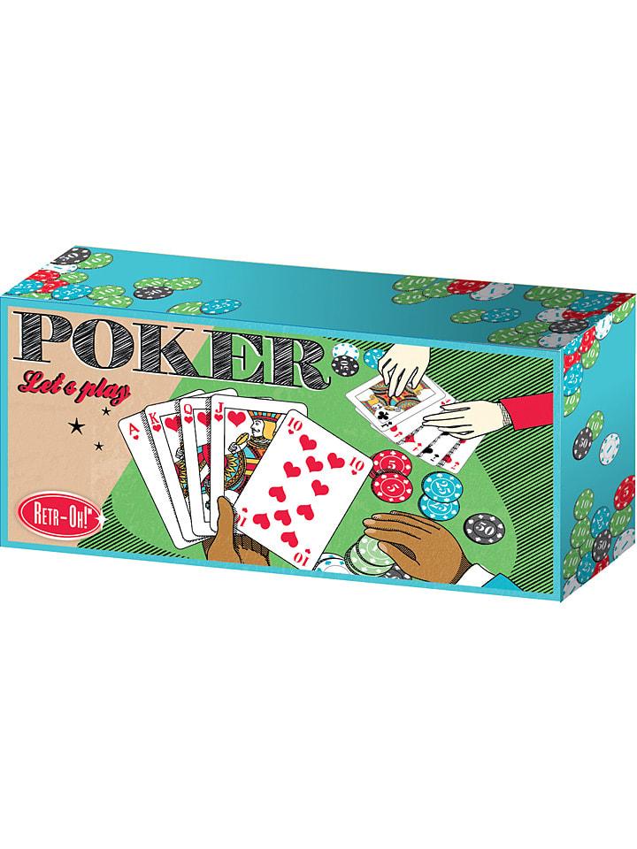 RETR-OH! Zestaw do pokera
