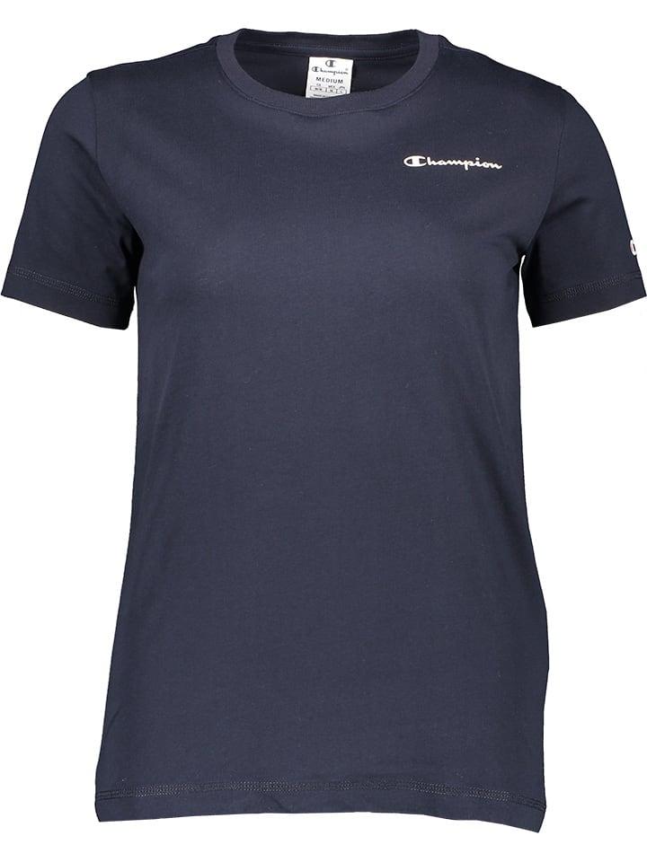 Champion Shirt in Dunkelblau