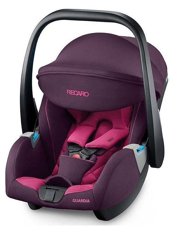 "Recaro Babyzitje ""Guardia"" roze/paars - groep 0+"