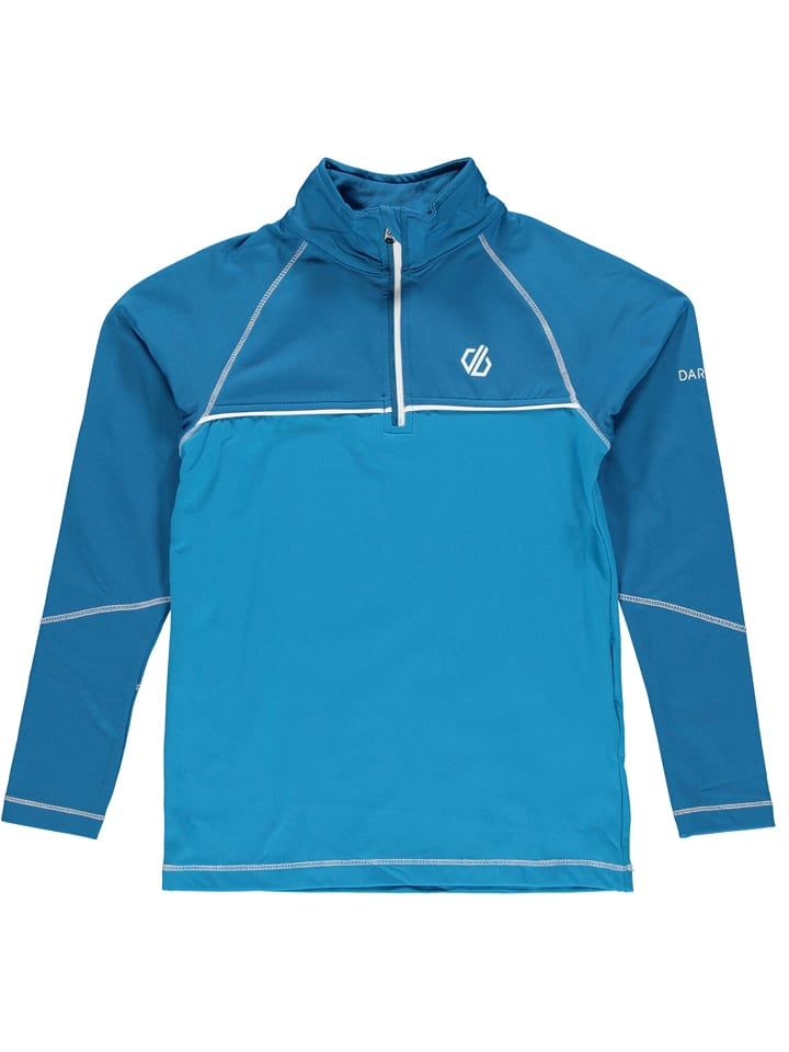 """Dare 2b Trainingsshirt """"Core"""" blauw"""