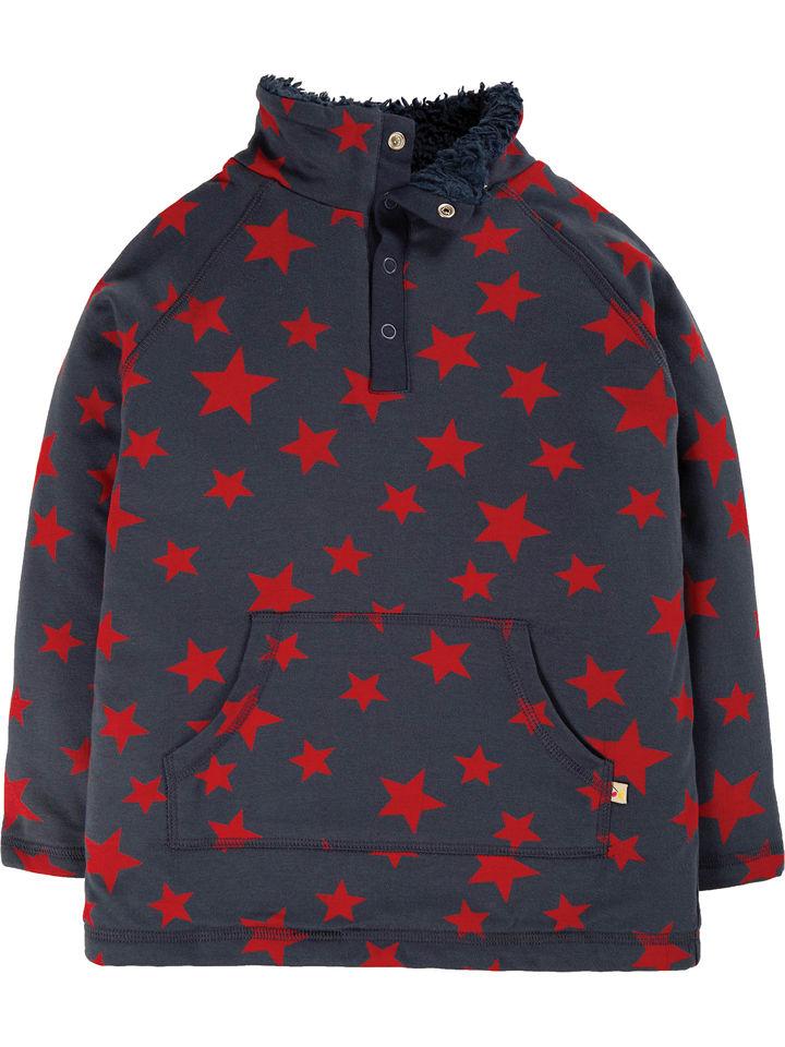"Frugi Sweatshirt ""Snuggle"" donkerblauw"