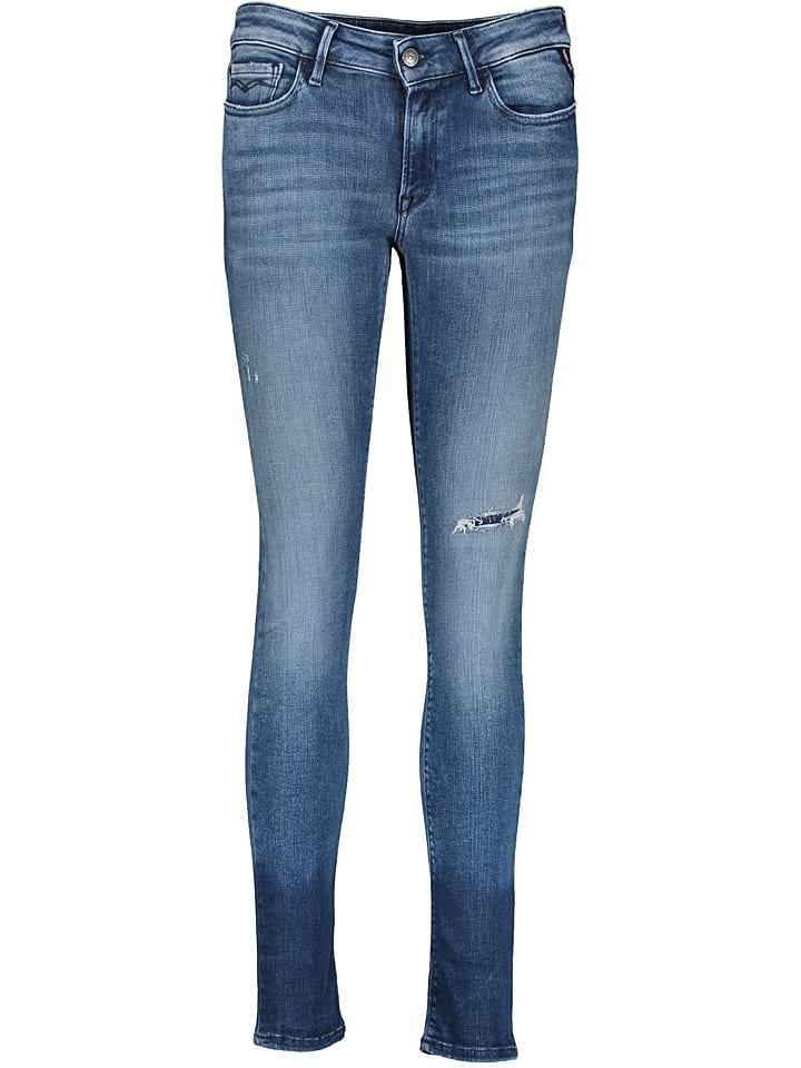 "Replay Jeans ""New Luz"" - Slim fit - in Blau"