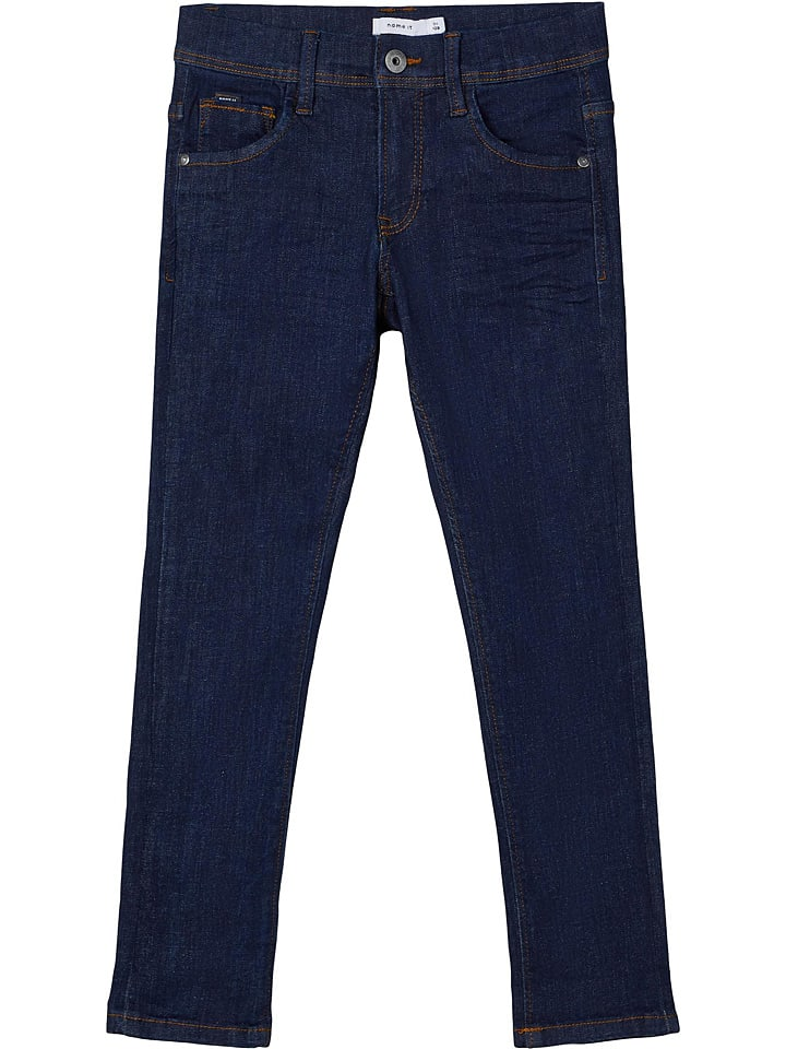 "Name it Jeans ""Babu"" donkerblauw"