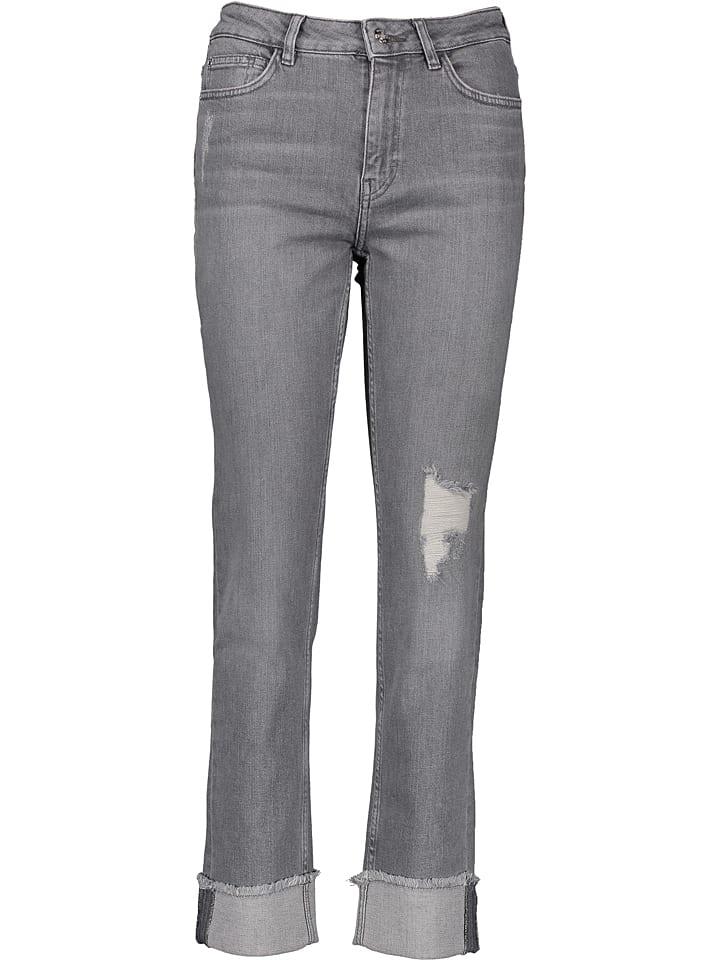 Orsay Spijkerbroek - regular fit - grijs