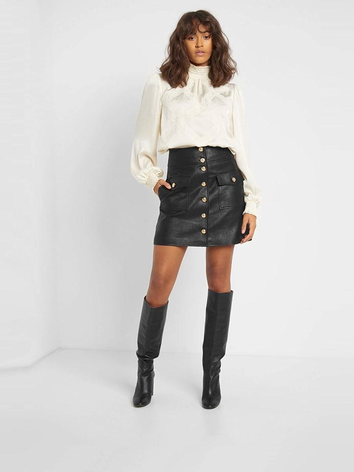 Orsay Spódnica w kolorze czarnym