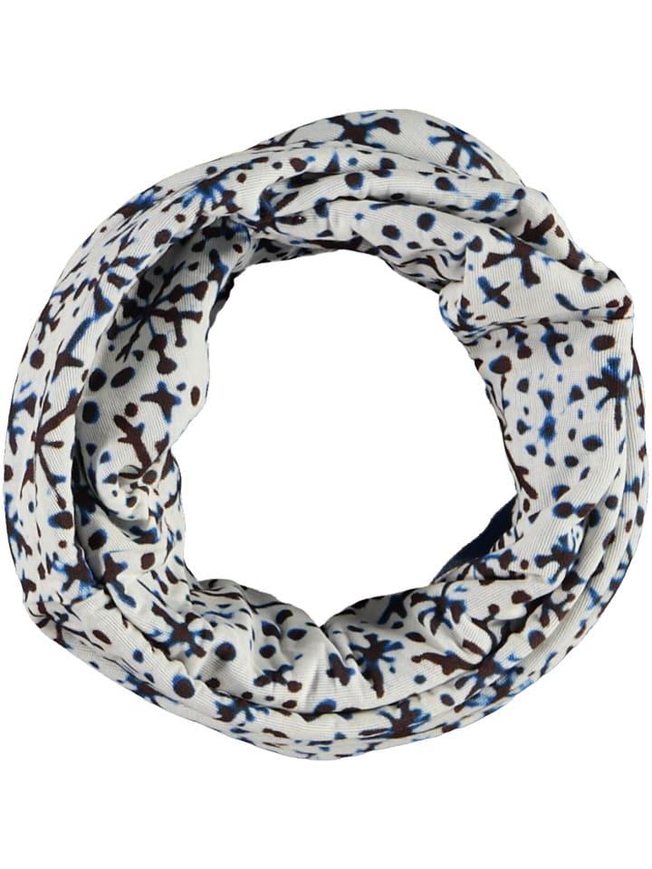 Buff Szal-koło w kolorze niebieskim - (D)50 x (S)22 cm