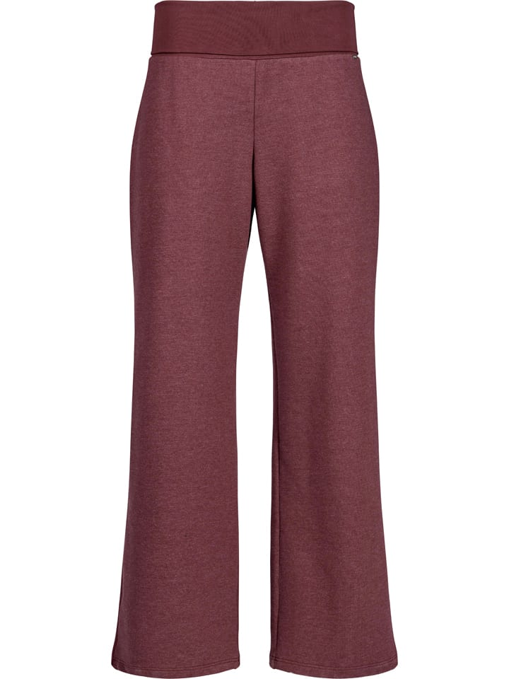Skiny Pyjamabroek bordeaux