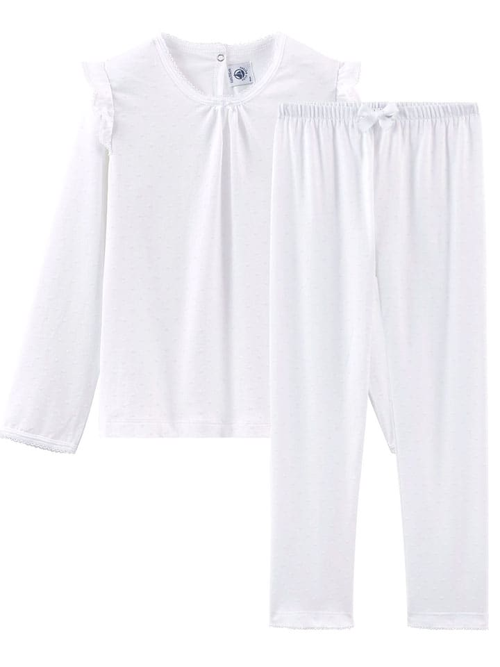 PETIT BATEAU Pyjama wit