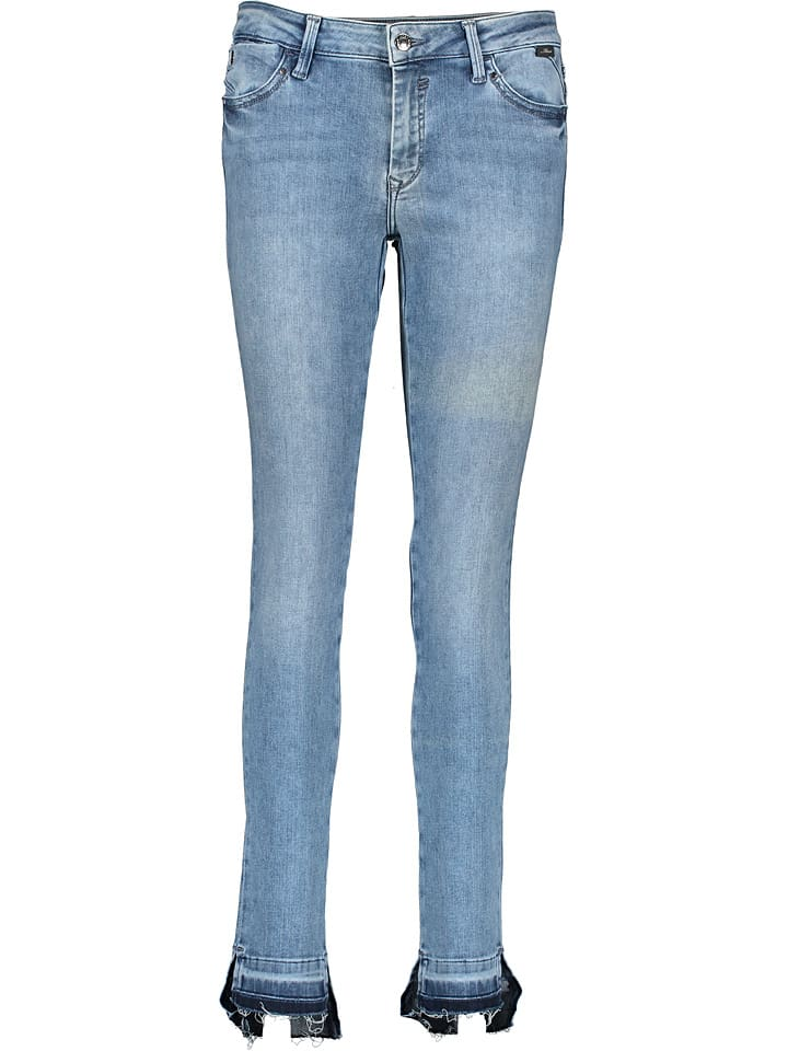 "MAVI Spijkerbroek ""Adriana"" - skinny fit - blauw"