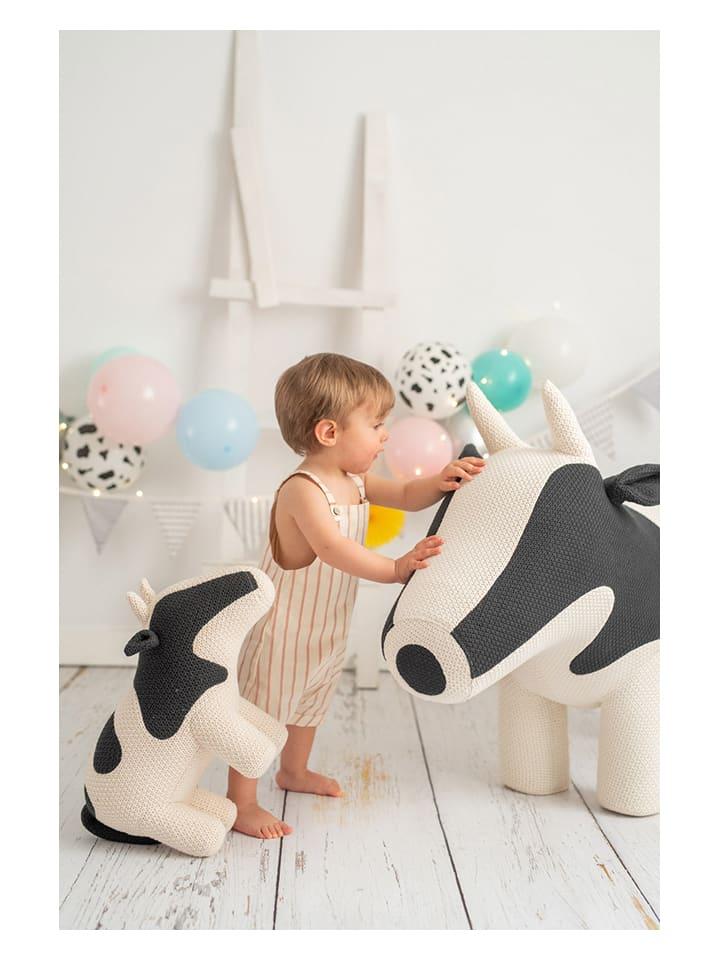 "Crochetts Knuffeldier ""Maxi Koe"" - (H)73 cm - vanaf de geboorte"
