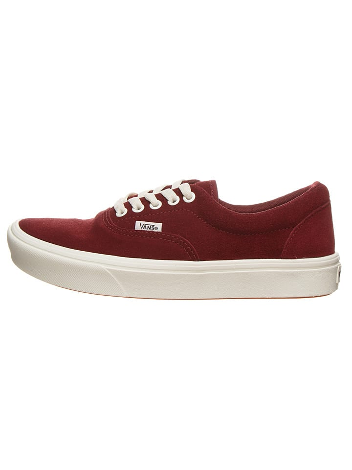 """Vans Leren sneakers  """"Comfycush Era """" paars"""