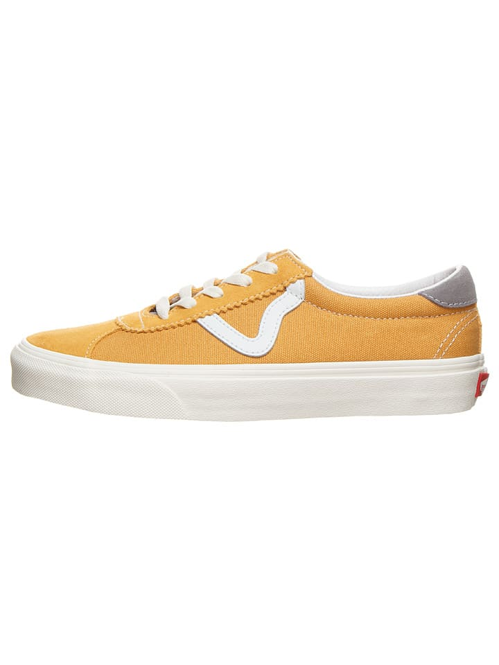 "Vans Sneakers ""Vans Sport "" geel"