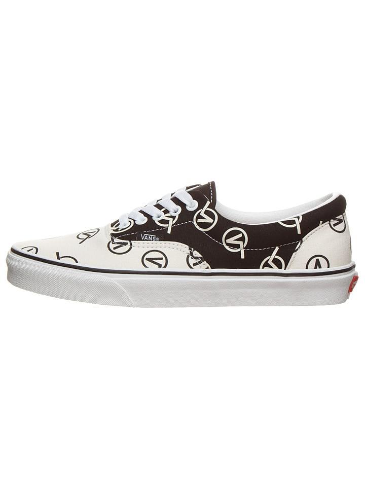"""Vans Sneakers """"Era """" zwart/wit"""